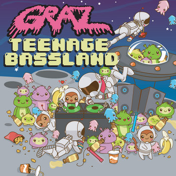 Teenage Bassland cover art