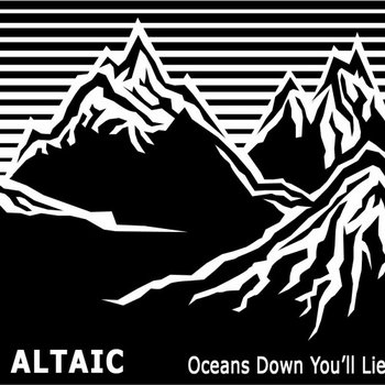 Oceans Down You'll Lie cover art