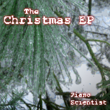 The Christmas EP cover art