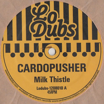 LODUBS-1208010 - Cardopusher - Milk Thistle/Double Dragon/Jerk Pork cover art