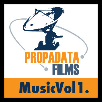 Propadata Films - MusicVol1 cover art