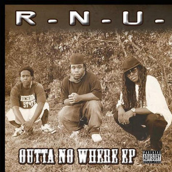 Outta No Where EP cover art