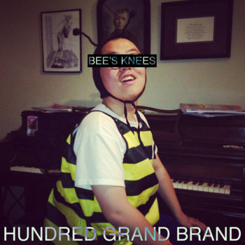 Bee's Knees - Single cover art