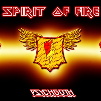 Spirit of Fire (single) cover art
