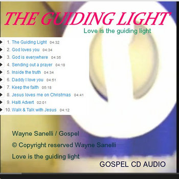The Guiding Light cover art