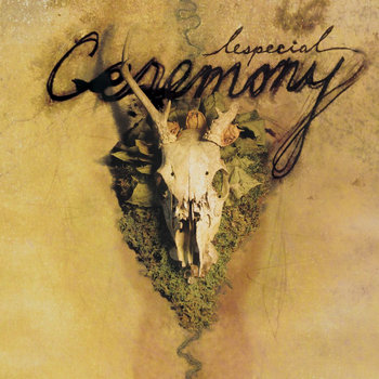 Ceremony EP cover art