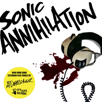 Sonic Annihilation cover art
