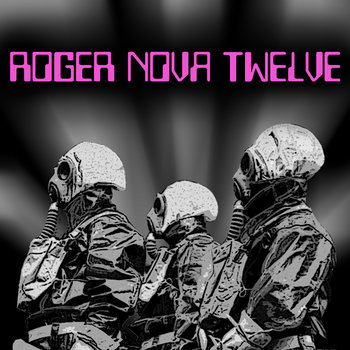 Roger Nova Twelve cover art
