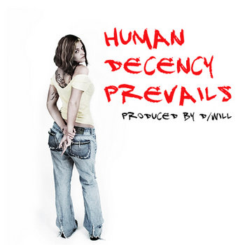 Human Decency Prevails cover art