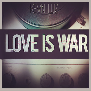 Love Is War EP cover art