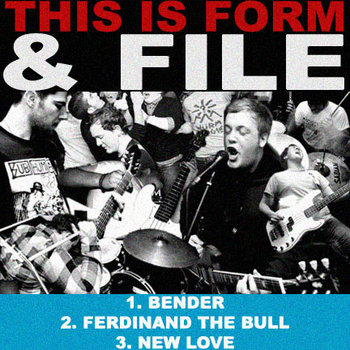 This Is Form & File cover art
