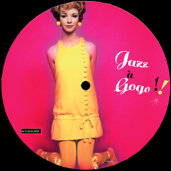 Jazz a Go-go (EP) cover art
