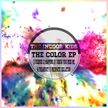 The Color EP cover art