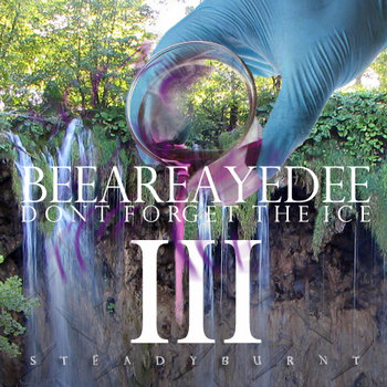 BeeaЯeΔyeDee - Don't Forget The Ice Vol. 3 cover art