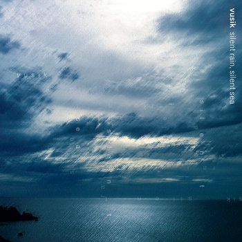 silent rain, silent sea cover art