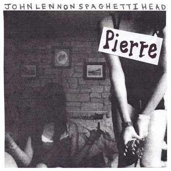 John Lennon Spaghetti Head cover art