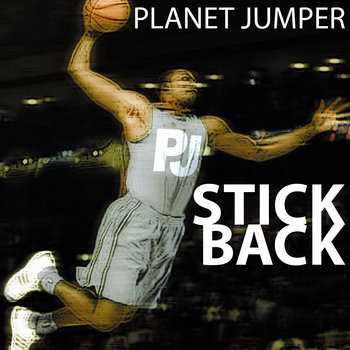 "Planet Jumper ""Stick Back"" cover art"