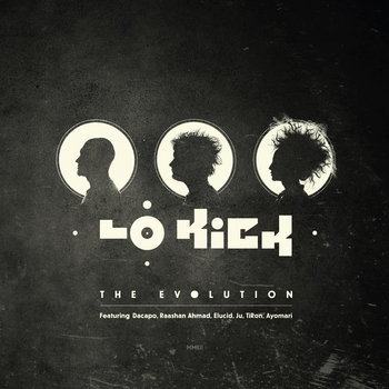 THE EVOLUTION cover art