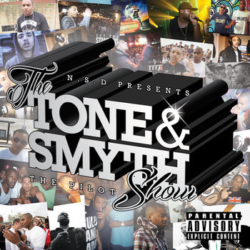 The Tone &amp; Smyth Show (The Pilot) cover art