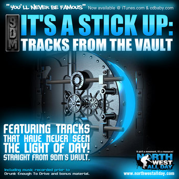 It's A Stick Up: Tracks From The Vault cover art