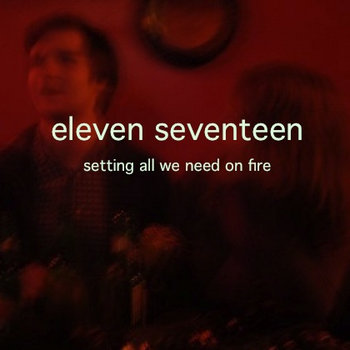 Setting All We Need on Fire cover art
