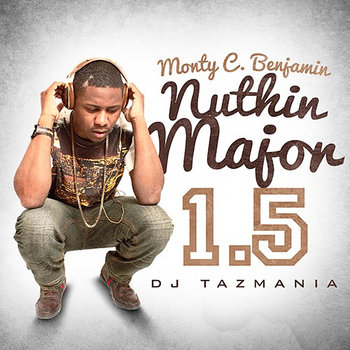 #NuthinMajor1.5 cover art