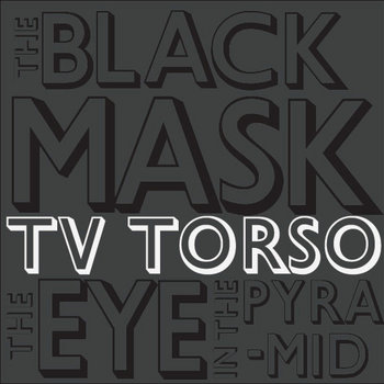 "The Black Mask 7"" Single cover art"