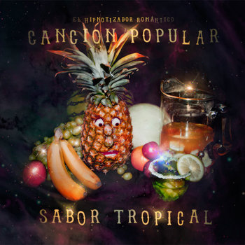 Cancion popular sabor tropical cover art