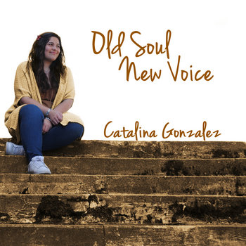 Old Soul, New Voice cover art
