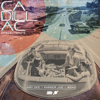 Cadillac Spaceships cover art