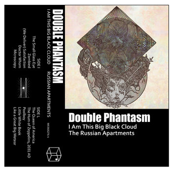 Double Phantasm (Split, 2010), Side RA cover art