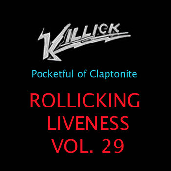 Rollicking Liveness Vol. 29: Athens GA 11.29.11 cover art