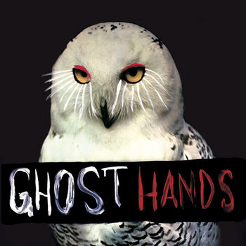 Ghost Hands cover art