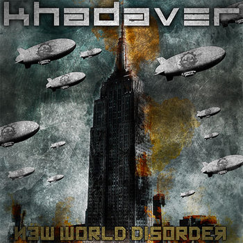 New World Disorder cover art