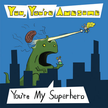 You're My Superhero cover art