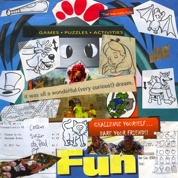 Fun Daily Activities cover art