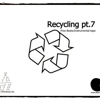 Recycling pt.7 [FREE Beat tape] cover art