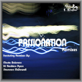 Passionation: Remixes EP cover art