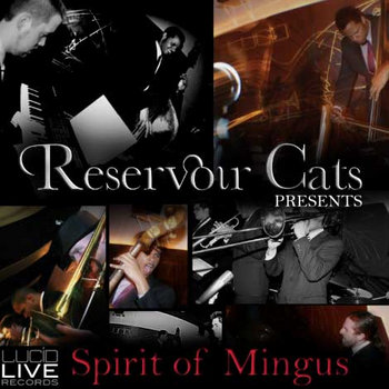 Spirit of Mingus cover art