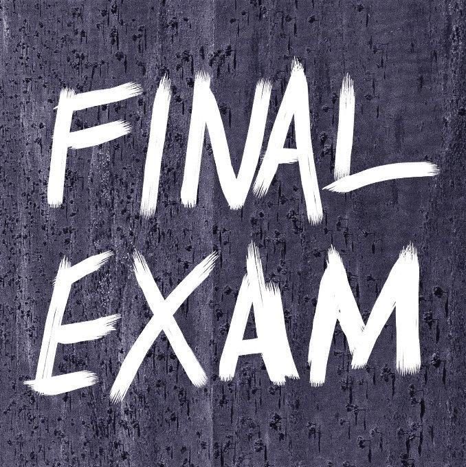 Final Exam | Final Exam