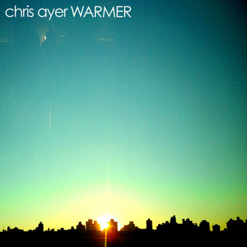 Warmer - single cover art