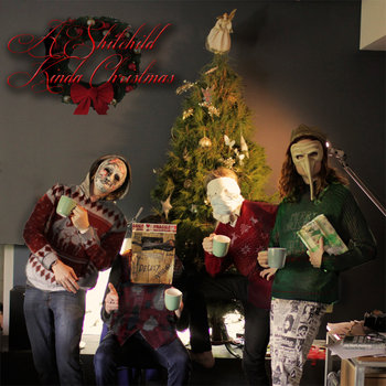 A Shitchild Kinda Christmas cover art