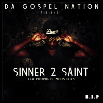 Sinner 2 Saint cover art