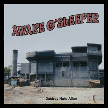 Awake O&#39; Sleeper cover art