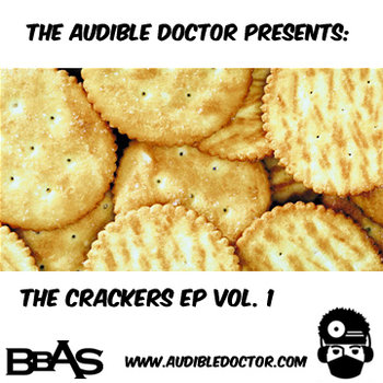 The Crackers EP Vol. 1 cover art