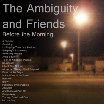Before the Morning cover art