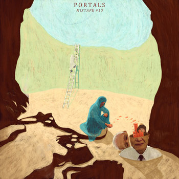 PORTALS Mixtape  #10 cover art