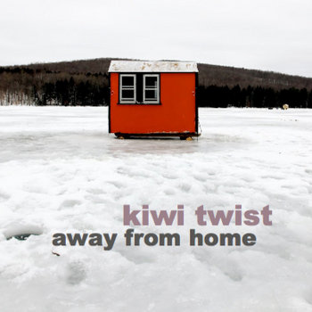 away from home (single) cover art
