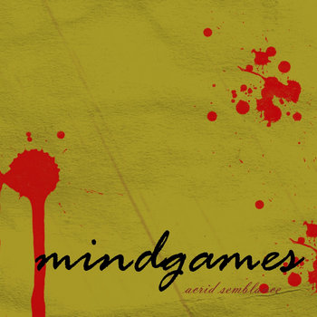 Mindgames EP cover art