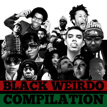 Black Weirdo Compilation cover art